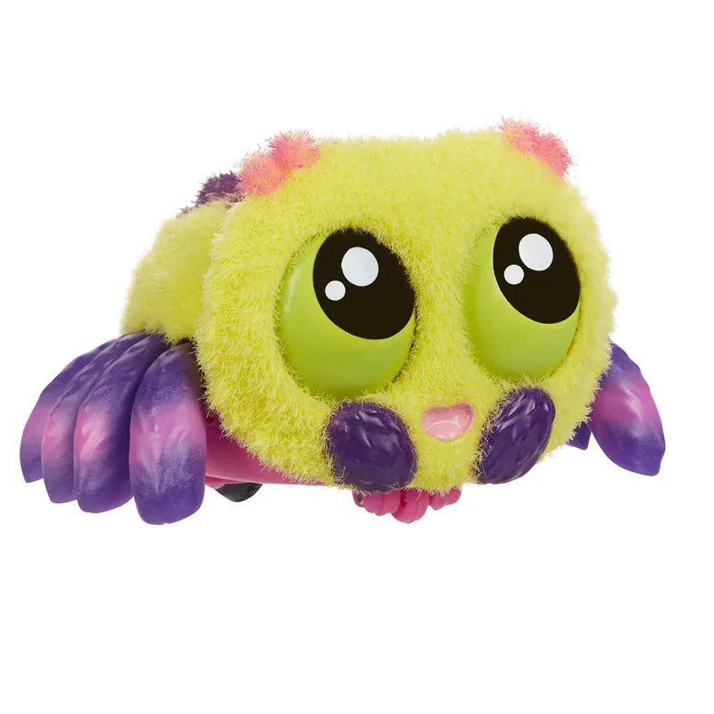 Yellies (Aranha Maluca de Estimação): Lil Blinks - Hasbro
