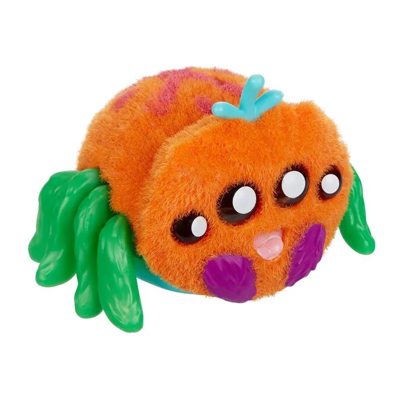 Yellies (Aranha Maluca de Estimação): Toots - Hasbro