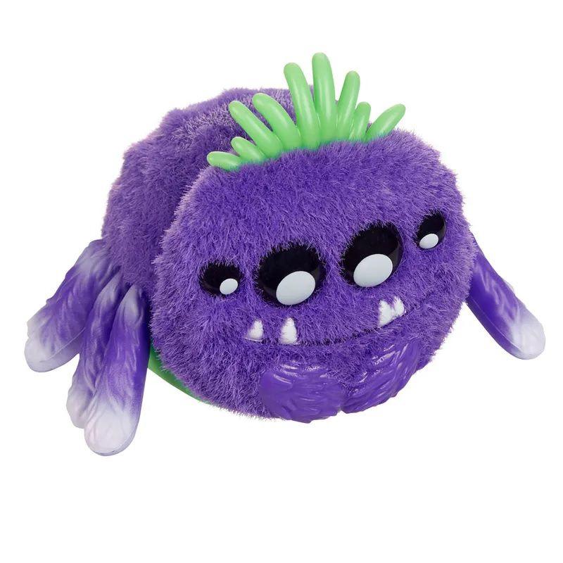 Yellies (Aranha Maluca de Estimação): Wiggly Wriggles - Hasbro