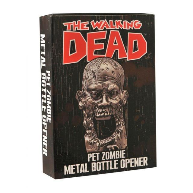Abridor de Garrafas Zumbi: The Walking Dead - Diamond