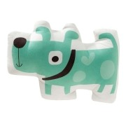 Almofada Dog Verde