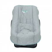 Capa de Bebê Conforto em Malha Baleia