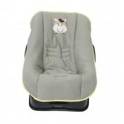 Capa de Bebê Conforto em Malha Cavalinho