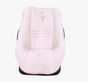 Capa de Bebê Conforto em Malha Sorvetinho