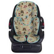 Redutor de Bebê Conforto e Carrinho Floresta