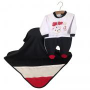 Saída Maternidade Marinheiro 02 Peças