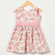 Vestido Coleção Miss Bella IV Rosa