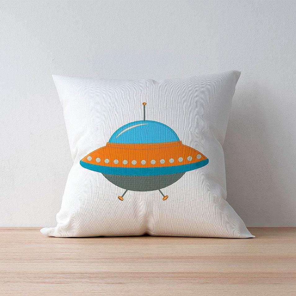 Almofada Disco voador