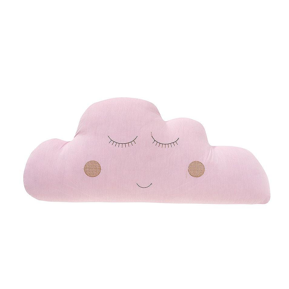 Almofada Nuvem Rosa
