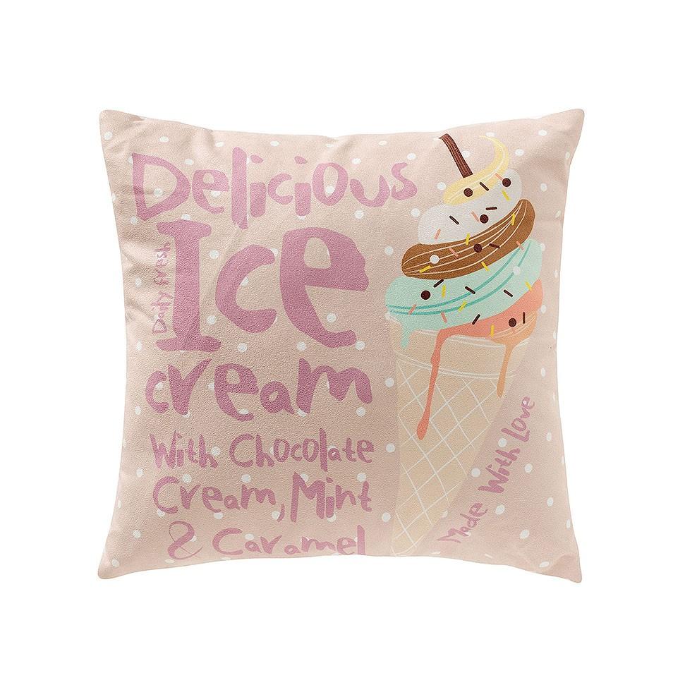 Almofada Quadrada Coleção Ice Cream