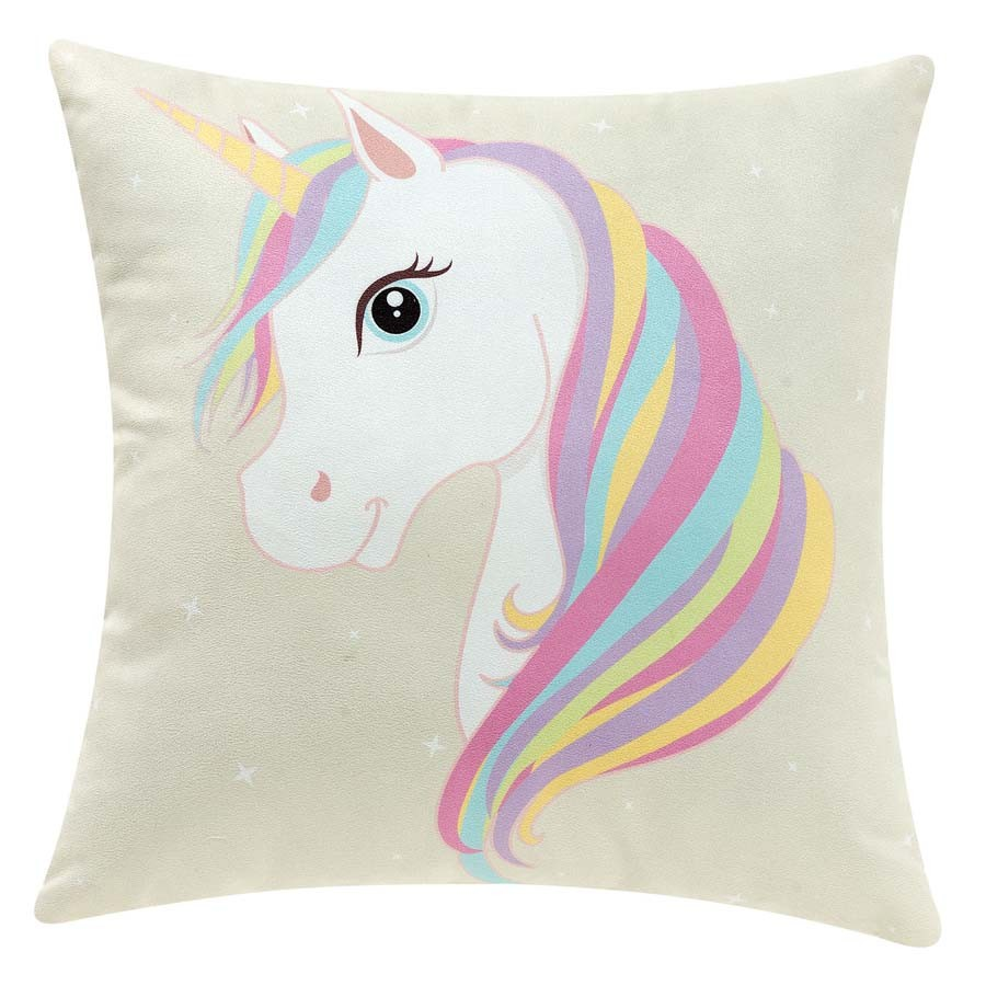 Almofada Quadrada Coleção Unicorn