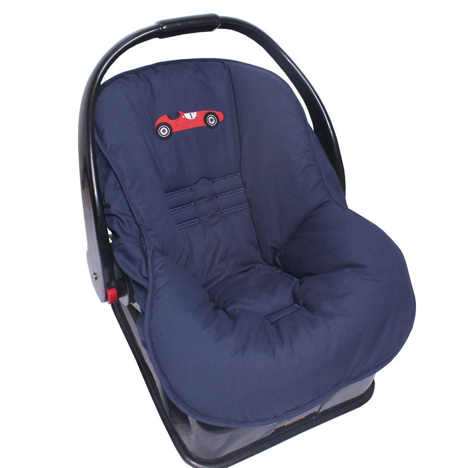 Capa de Bebê Conforto Fórmula 1  - Toca do Bebê