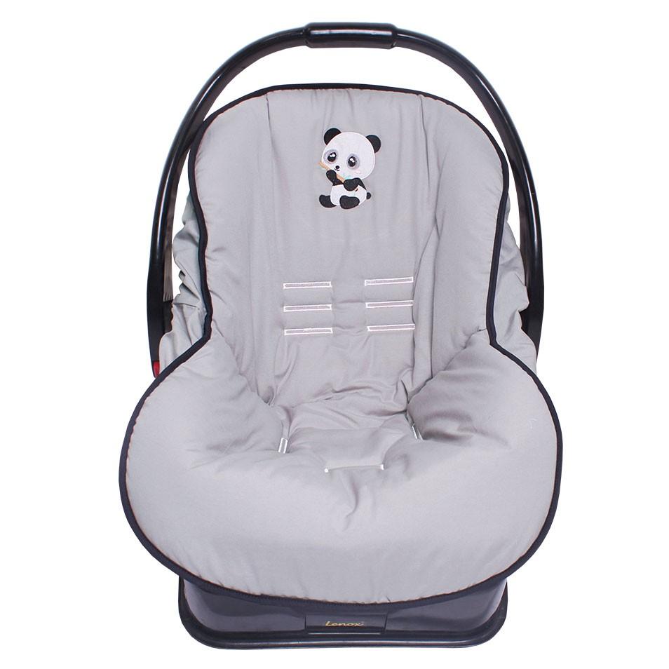 Capa de Bebê Conforto Little Panda