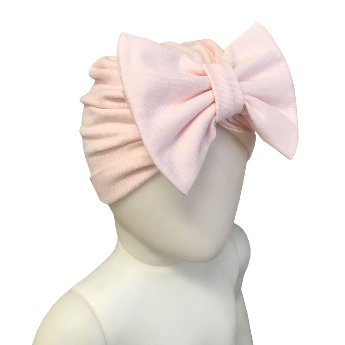 Faixa Turbante Rosa