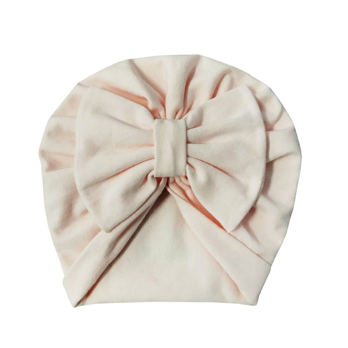Faixa Turbante Rosa  - Toca do Bebê