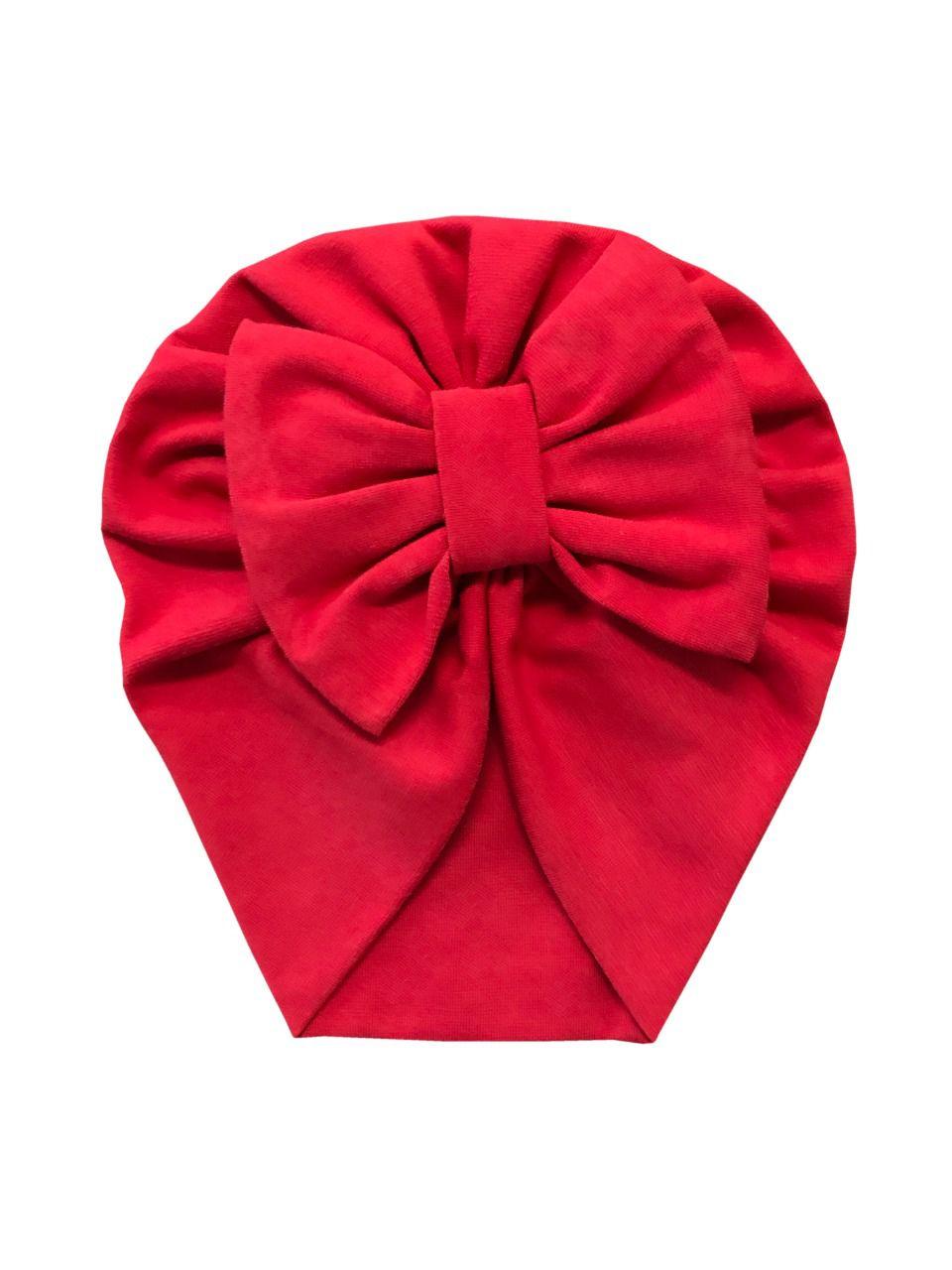 Faixa Turbante Vermelho