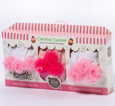 Kit Calcinhas Cupcake