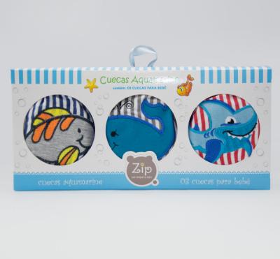 Kit Cueca Aquamarine