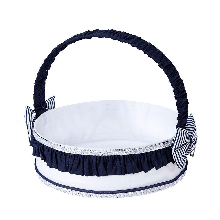 Kit de Acessórios Majestade Marinho 05 Peças  - Toca do Bebê