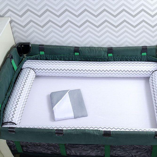 Kit de Berço Desmontável 07 Peças Super Dog