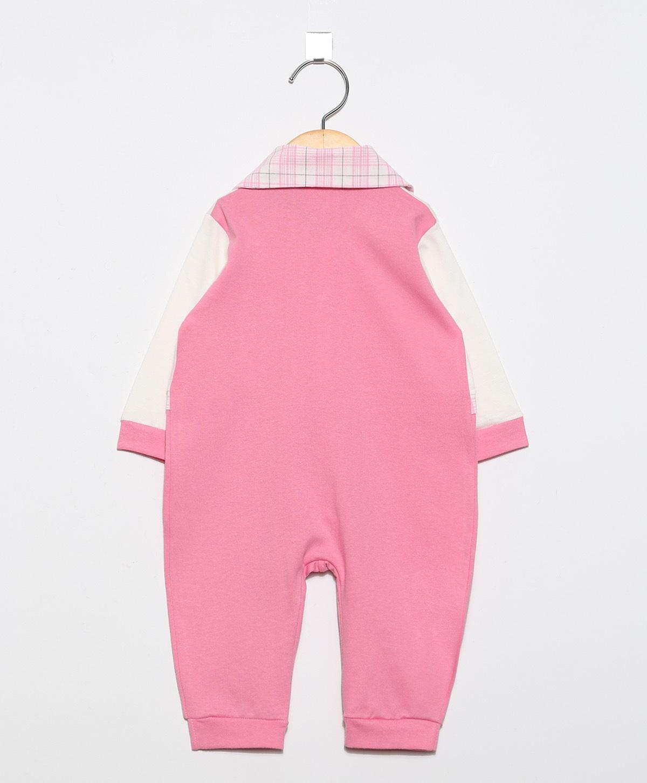 Macacão Manga Longa Baby Borboleta  - Toca do Bebê