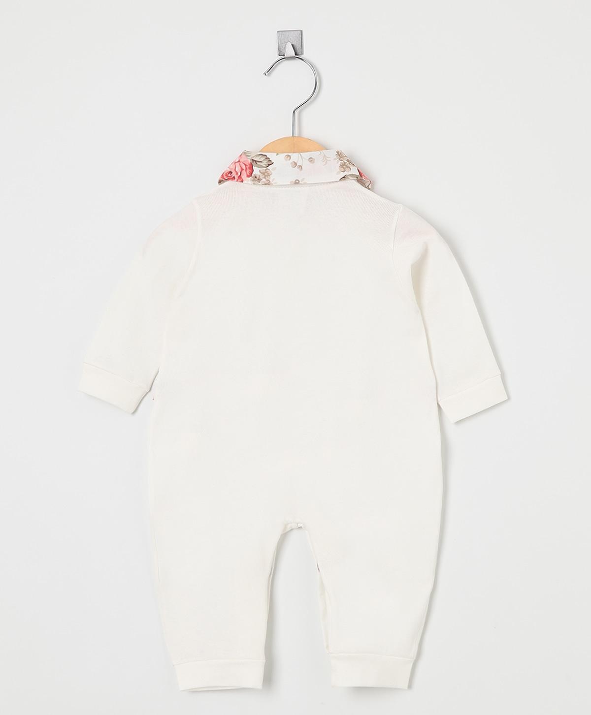 Macacão Manga Longa Lacinho   - Toca do Bebê