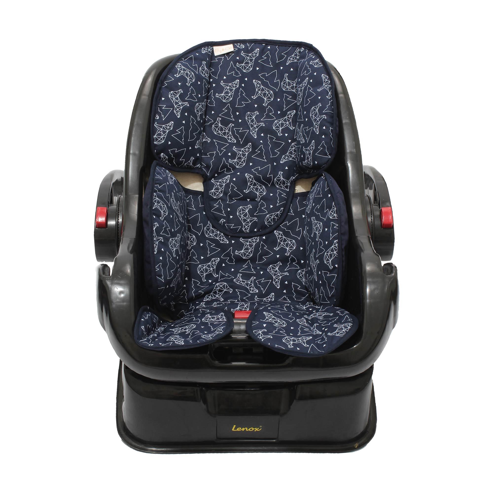 Redutor de Bebê Conforto e Carrinho Urso Dimensional Marinho