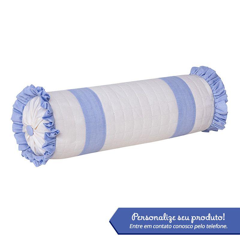 Rolinho Avulso Personalizado Kit Realeza Azul