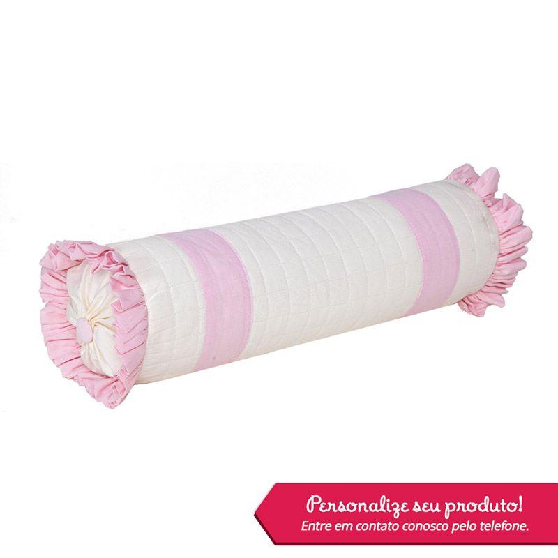 Rolinho Avulso Personalizado Kit Realeza Rosa