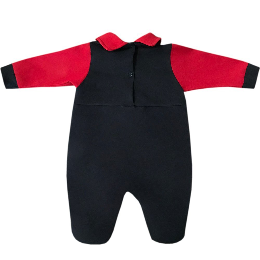 Saída Maternidade Astronauta Marinho 03 Peças  - Toca do Bebê