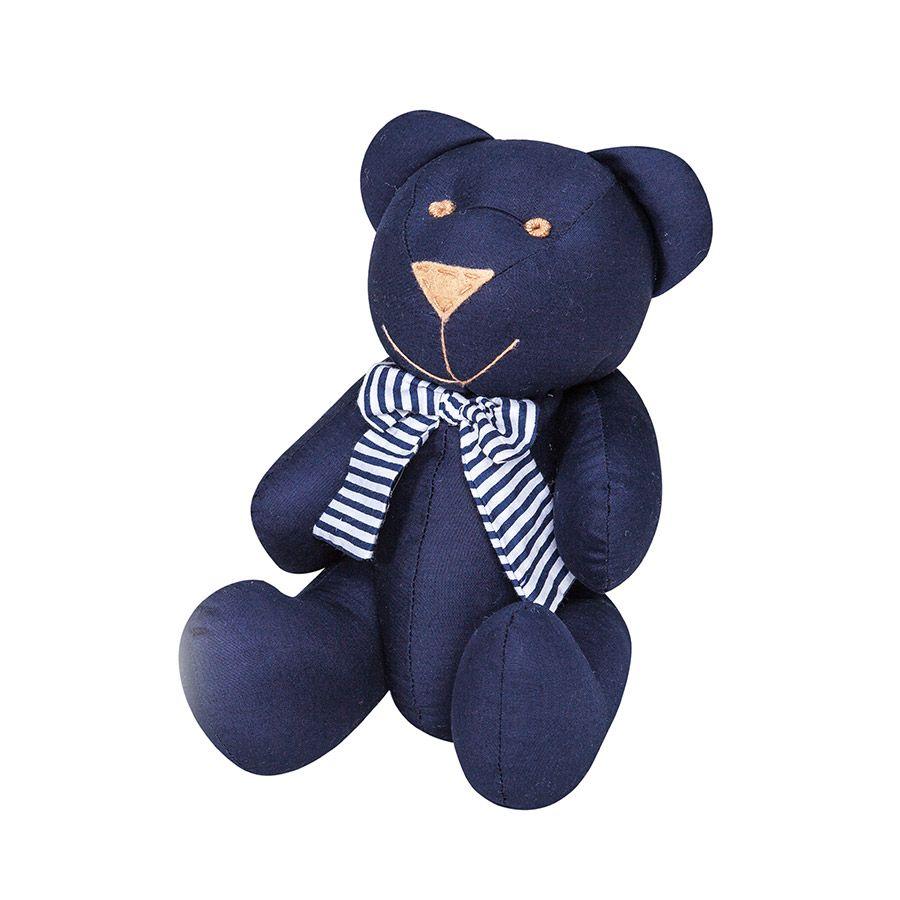Urso G Majestade Marinho  - Toca do Bebê