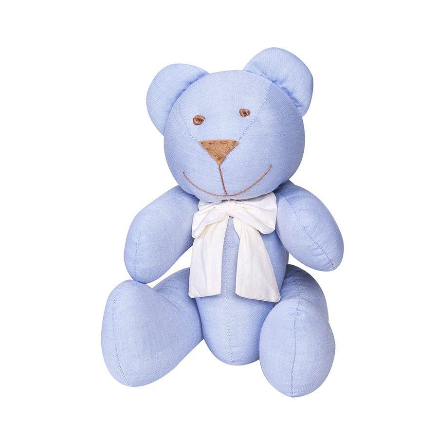 Urso G Realeza Azul