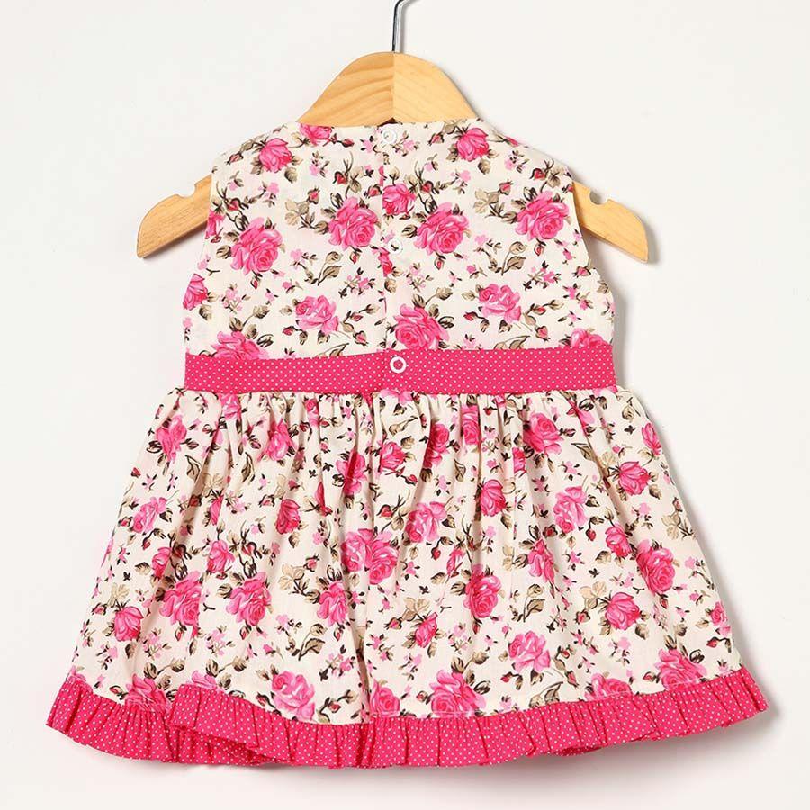 Vestido Pink  - Toca do Bebê