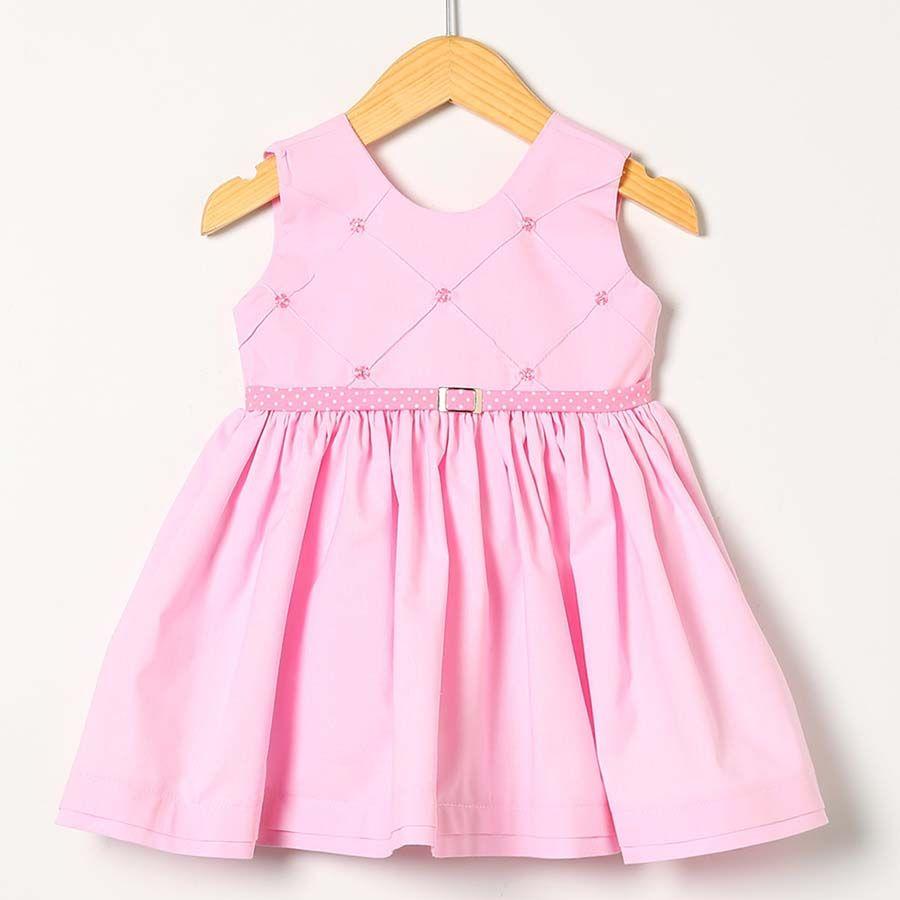 Vestido Rosa BB