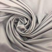 Tecido Cetim Prata 3m de Largura