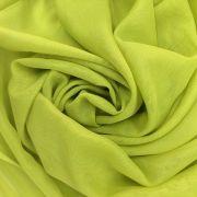 Tecido Voal Verde Maçã 3m de Largura