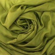 Tecido Voal Verde Musgo 3m de Largura