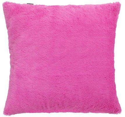 Capa de Almofada Pelúcia Pink 45x45cm