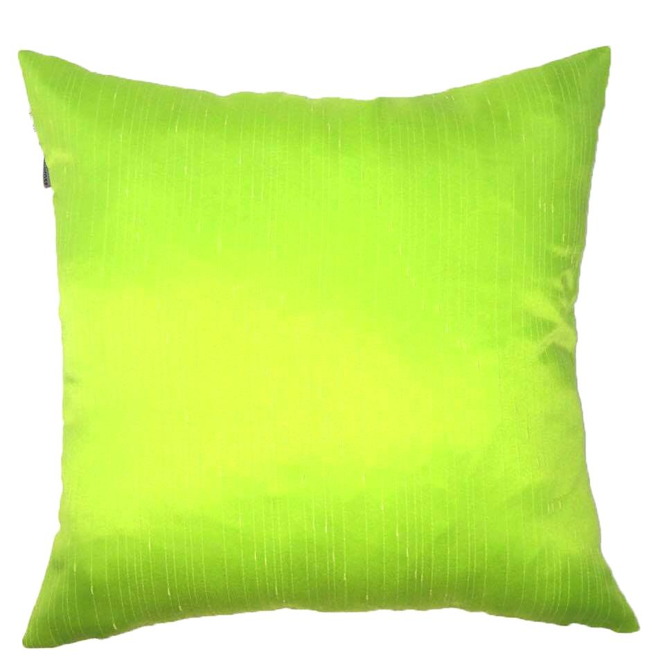 Capa de Almofada Verde 45x45cm