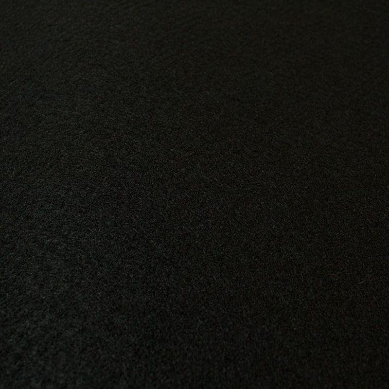 Carpete Automotivo Preto - 2m de Largura