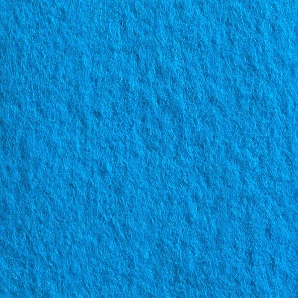 Carpete Eventos Azul Claro 3mm - 2m de Largura