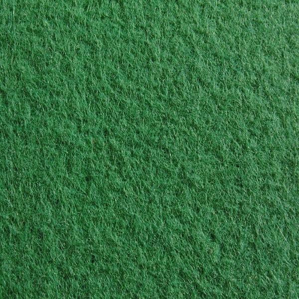 Carpete Eventos Verde Grama 3mm - 2m de Largura