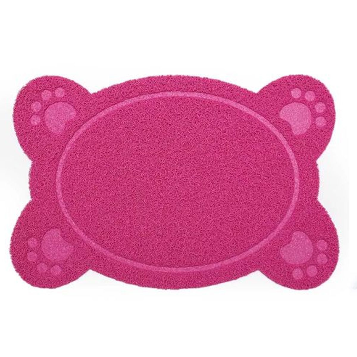 Tapete  Vinil Pet Dog Pink - 40cm x 60cm (Largura)