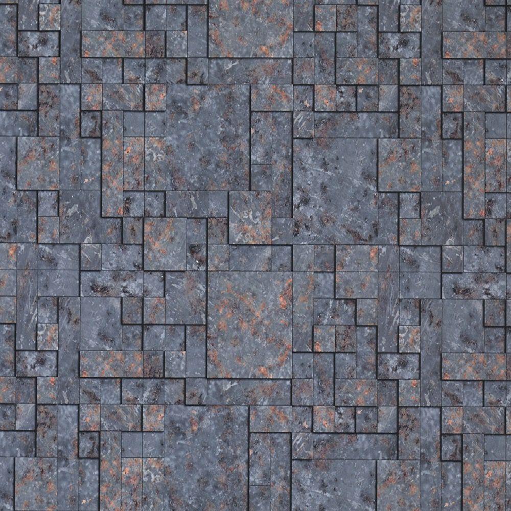 Tecido de Parede Pedra Ferro - 1,44m de Largura