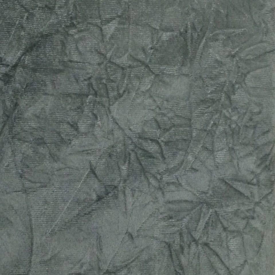 Tecido Sued Amassado Grafite 1.40m de Largura