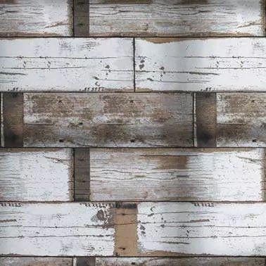 Tecido Wall Decor Madeira 1.40m de Largura