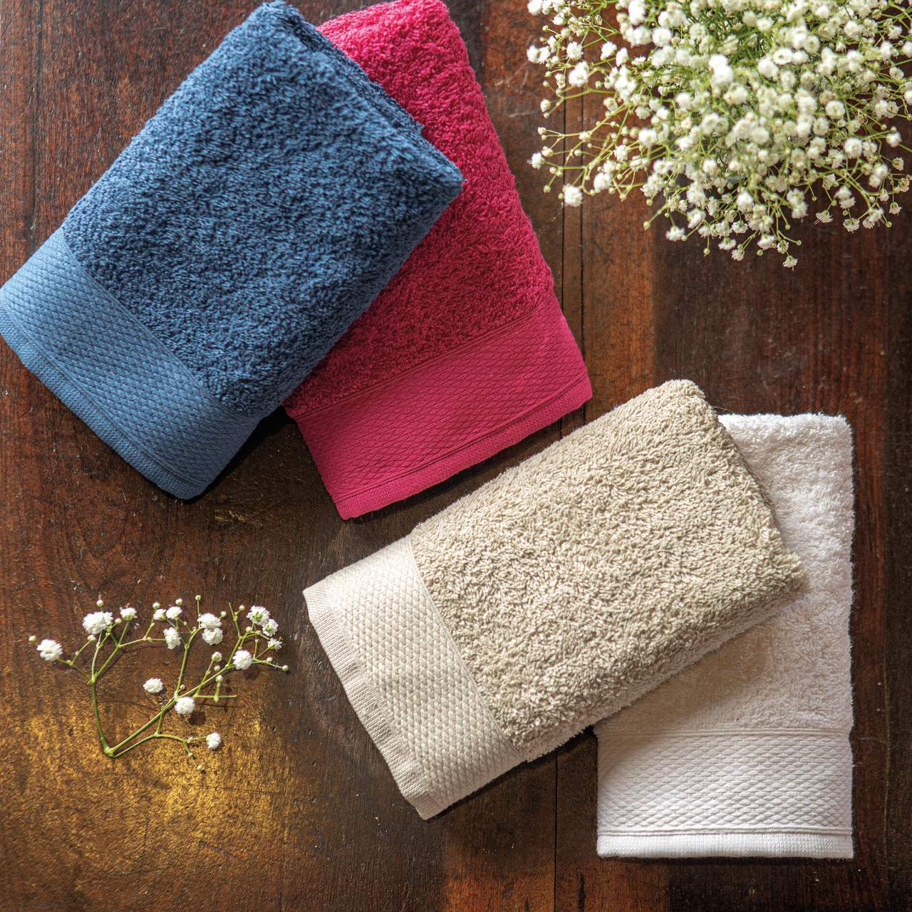 Toalha Para Academia (Sport Towel) 30cm x 80cm