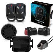 Alarme Automotivo Cyber Fx360 Função Presença Universal