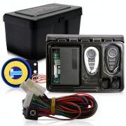 Alarme Automotivo Universal Microcontrol Com Bloqueador Antifurto