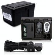 Alarme Automotivo Universal Microcontrol Com Travamento Negativo e Bloqueador Antifurto